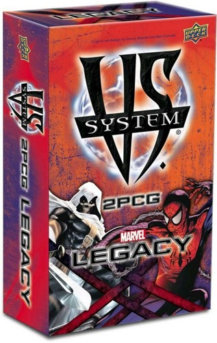 VS System - 2PCG Legacy - Limited Edition