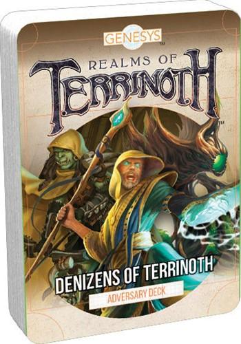 Genesys - Denizens of Terrinoth Adversary Deck