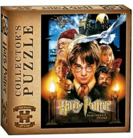 Harry Potter and the Sorcerer's Stone Puzzel (550 stukjes)