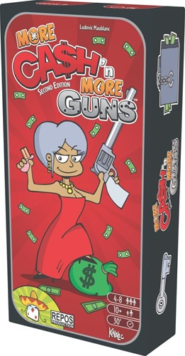 Cash 'n Guns - More Guns Uitbreiding