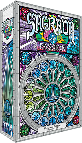 Sagrada - Passion The Great Facades