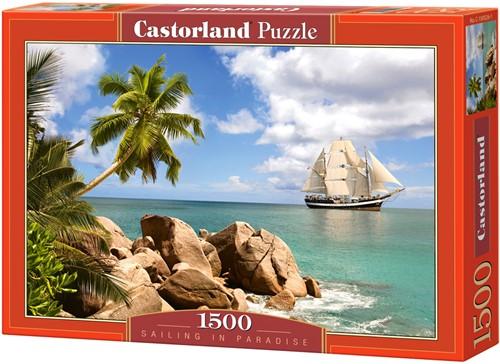 Sailing in Paradise Puzzel (1500 stukjes)