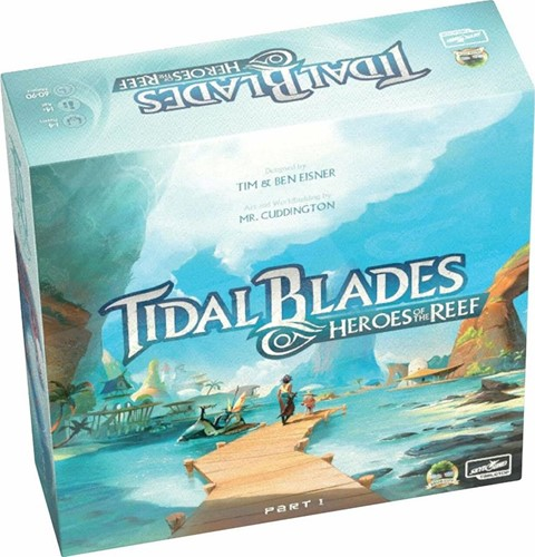 Tidal Blades - cHeroes of the Reef