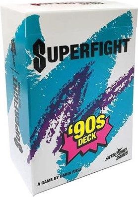 Superfight - 90s Deck Target