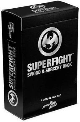 Superfight - The Sword & Sorcery Deck