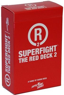 Superfight Red Deck Target