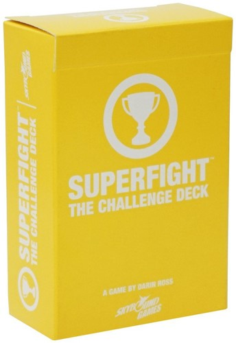 Superfight - Yellow Deck Challenge