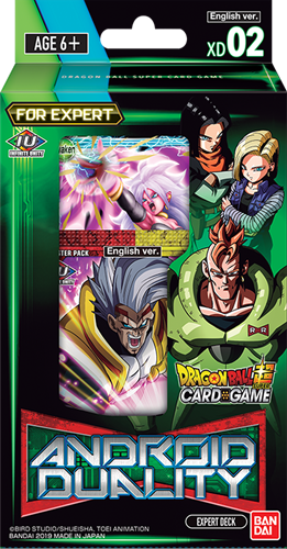 Dragon Ball Super - Android Duality Expert Deck