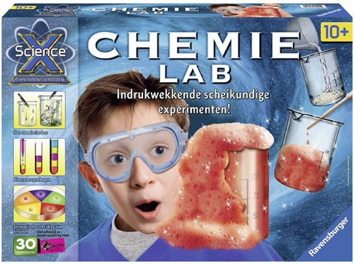 ScienceX - Chemie Lab (30 experimenten)