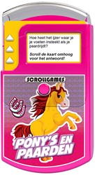 Scroll Game - Pony's & Paarden