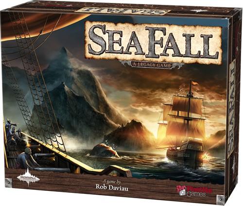 SeaFall - Legacy Boardgame