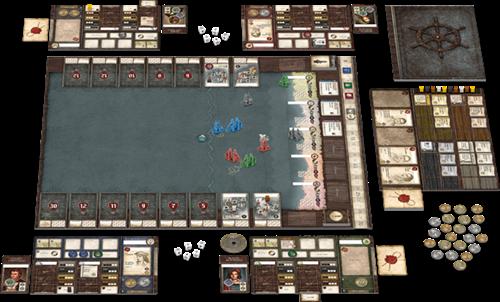 SeaFall - Legacy Boardgame-2