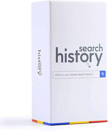 Search History (Doos beschadigd)