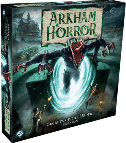 Arkham Horror 3rd Ed - Secrets of the Order