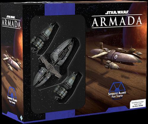 Star Wars Armada - Separatist Alliance Fleet