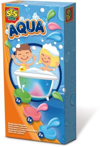 SES Aqua - Badwater kleuren