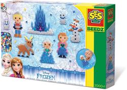 SES Beedz - Strijkkralen Frozen (2000 stuks)