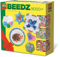 SES Beedz - Strijkkralen Megaset (9000 stuks)