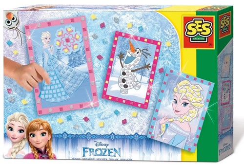 SES - Mozaiek Frozen