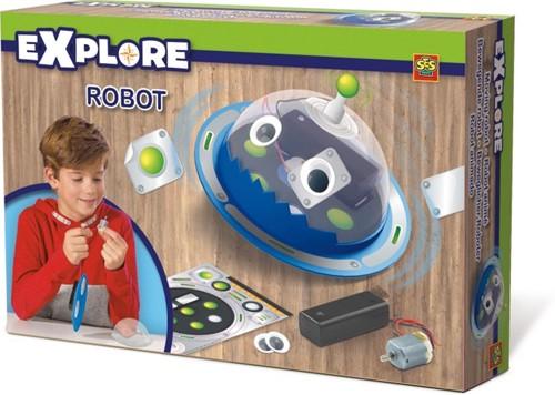 SES Explore - Moving Robot