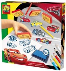 SES Stempelset - Cars 3