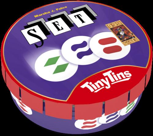 Tiny Tin - Set-1