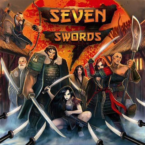 Seven Swords - Bordspel