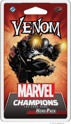 Marvel LCG Champions Venom Hero Pack