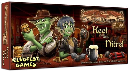 Red Dragon Inn - Allies Keet & Nitrel