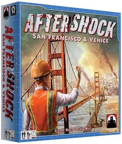 Aftershock - San Francisco & Venice