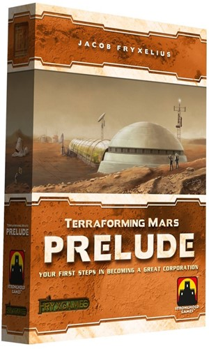 Terraforming Mars - Prelude Expansion