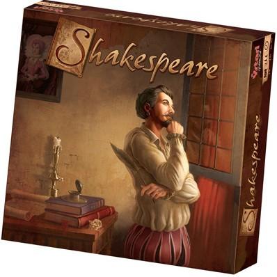 Shakespeare - Bordspel-1