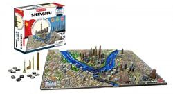 4D City Puzzel - Shanghai (1200 stukjes)