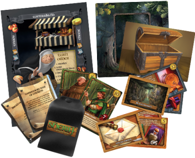Sheriff of Nottingham - Merry Men Expansion