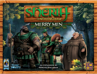 Sheriff of Nottingham - Merry Men Expansion-1