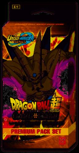 Dragon Ball Super Unison Warrior 3 Premium Pack