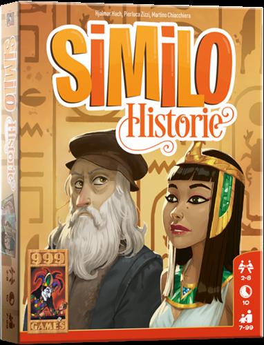 Similo Historie - Kaartspel
