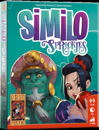 Similo Sprookjes - Kaartspel