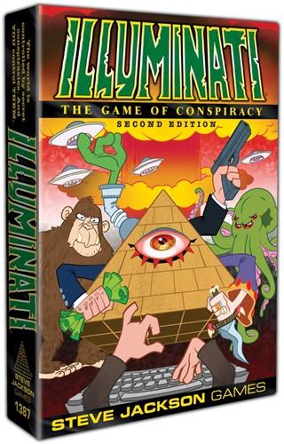 Illuminati Second Edition