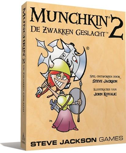 Munchkin 2 NL - De Zwakken Geslacht