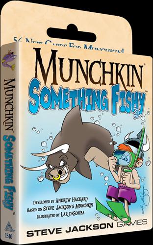 Munchkin - Something Fishy