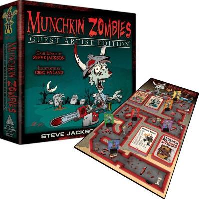 Munchkin Zombies - Guest Artist Edition-2