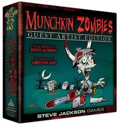 Munchkin Zombies - Guest Artist Edition