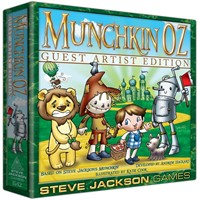 Munchkin Oz Guest Artist Edition Katie Cook