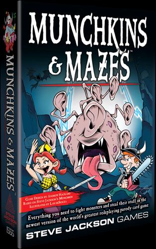 Munchkins and Mazes