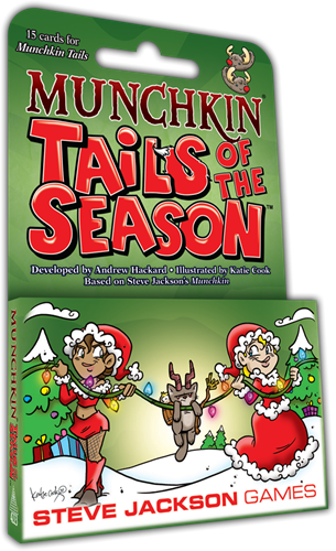 Munchkin - Tails of the Season