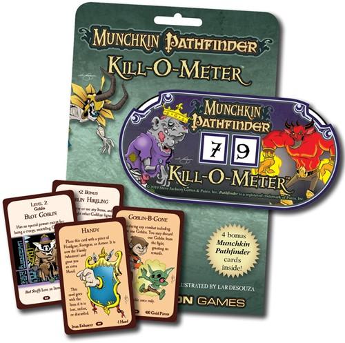 Munchkin Pathfinder Kill-O-Meter
