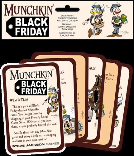 Munchkin - Black Friday