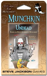 Munchkin Undead Boosterpack