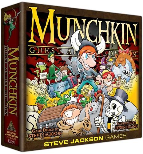 Munchkin Guest Artist Edition - Edwin Huang